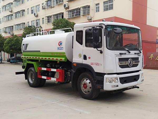 东风D9国六12方洒水车CLW5160GPSD6