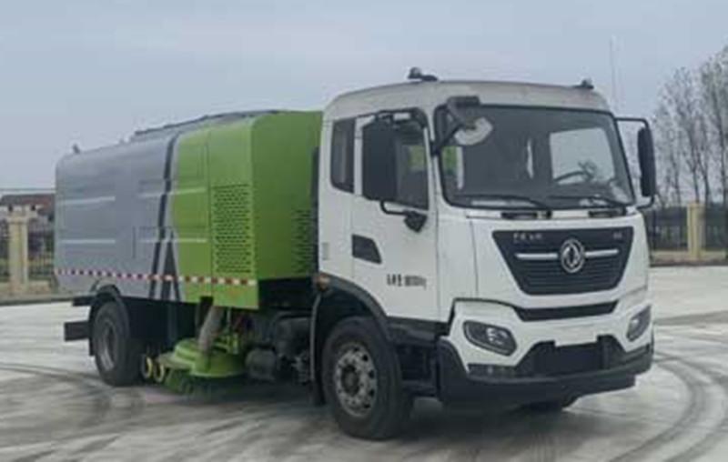 东风天锦国六吸尘车CLW5180TXCD6